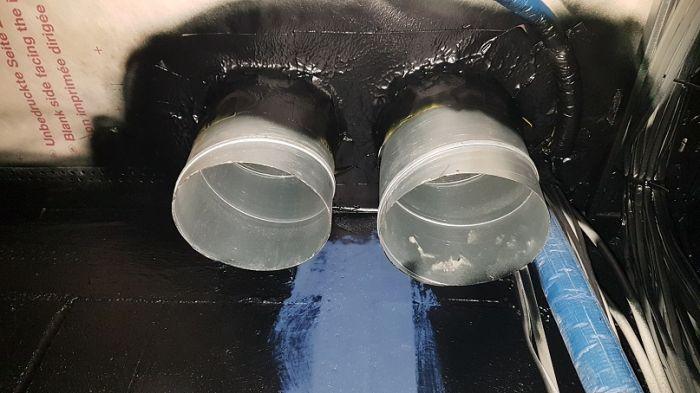 airtight ducting