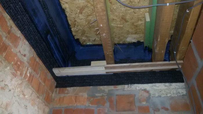 airtight building connection