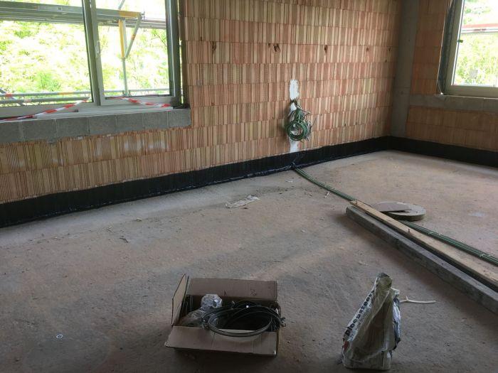 airtight floor connection